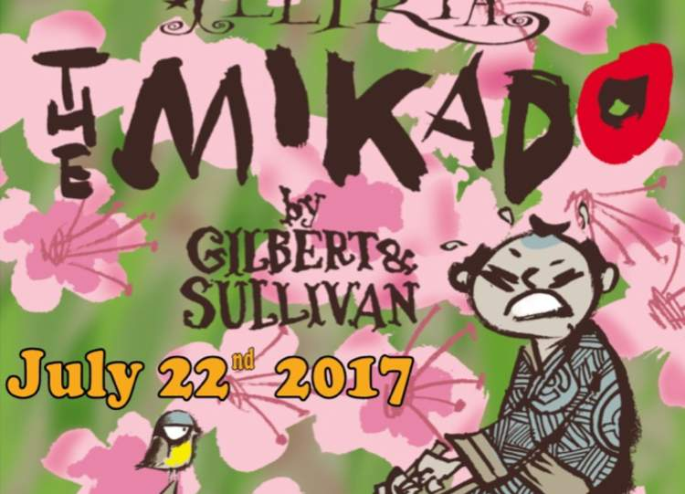 The Mikado - St Peter's Church