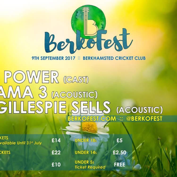 BerkoFest 2017