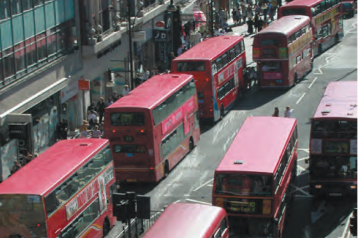 Transforming Oxford Street
